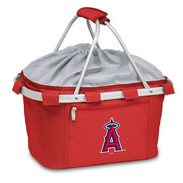Picnic Time Los Angeles Angels of Anaheim Insulated Picnic Basket