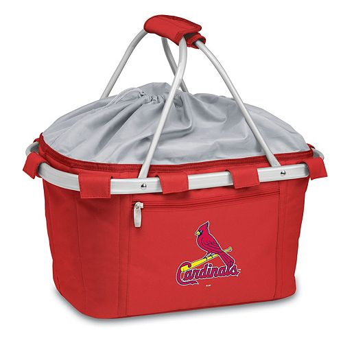 Picnic Time St. Louis Cardinals Insulated Picnic Basket