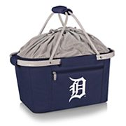 Picnic Time Detroit Tigers Insulated Picnic Basket