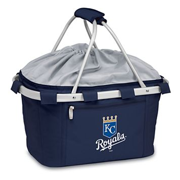 Picnic Time Kansas City Royals Insulated Picnic Basket