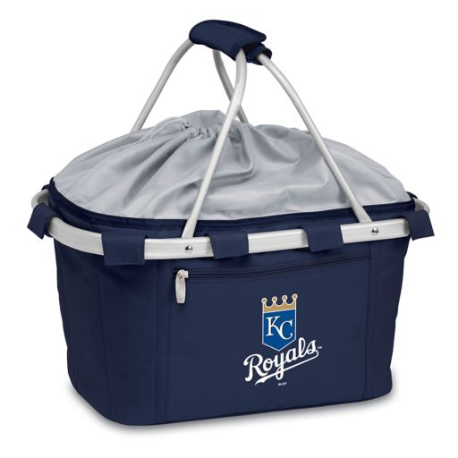 Picnic Time Kansas City Royals Insulated Picnic Basket