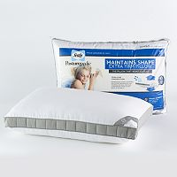 Sealy Posturepedic 300-Thread Count Maintains Shape Firm Support Pillow
