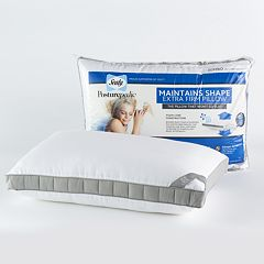 Sealy 300-Thread Count Maintains Shape Extra Firm Support Pillow