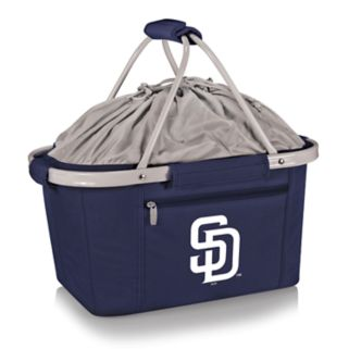 Picnic Time San Diego Padres Insulated Picnic Basket