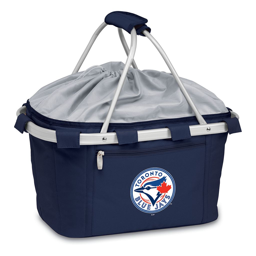 Picnic Time Toronto Blue Jays Insulated Picnic Basket