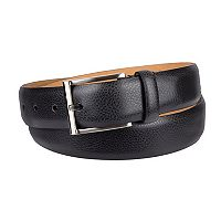 Men's Dockers Feather-Edge Leather Belt