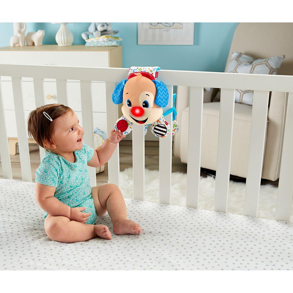 Fisher-Price Crib-to-Tummy Puppy