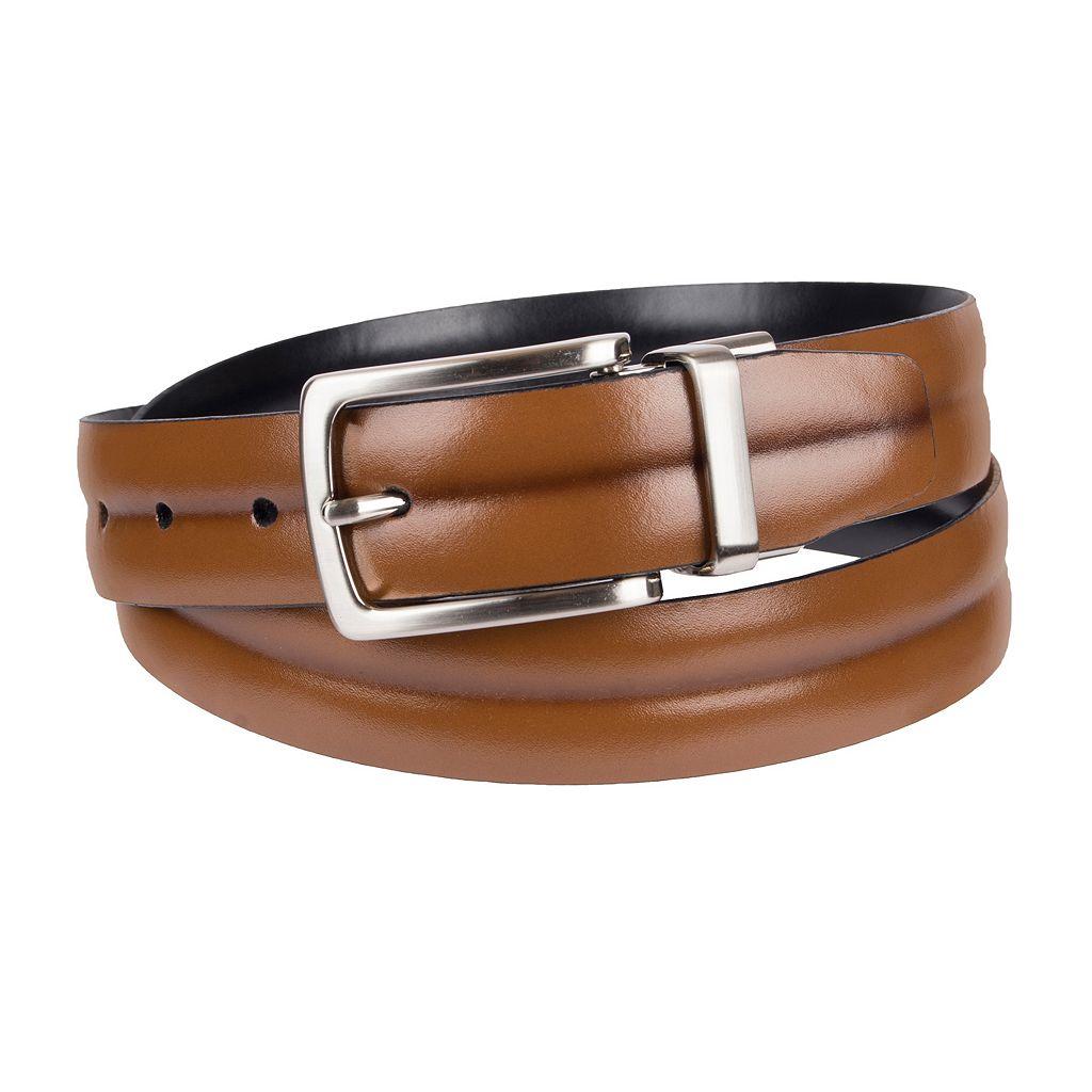 Men's Dockers Reversible Leather Belt