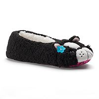 Women's SO® Critter Ballerina Slippers
