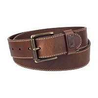 Men's Levi's® Elevated Double-Prong Leather Belt