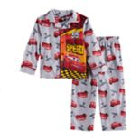Disney / Pixar Cars 3 Toddler Boy 2-pc.Lightning McQueen Pajama Set
