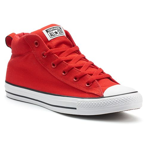 Adult Converse All Star Chuck Taylor Street Mid Top Sneakers