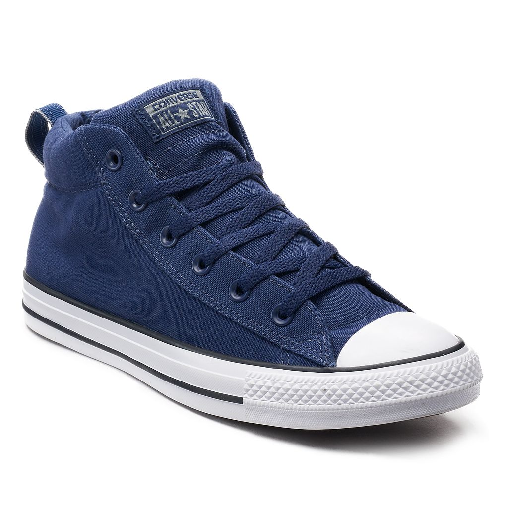 Adult Converse Chuck Taylor All Star Street Mid Sneakers
