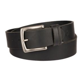 Men's Columbia Beveled Bridle Leather Belt