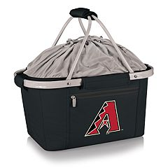 Picnic Time Arizona Diamondbacks Insulated Picnic Basket