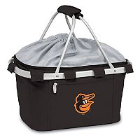 Picnic Time Baltimore Orioles Insulated Picnic Basket