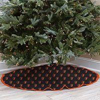 Baltimore Orioles Christmas Tree Skirt