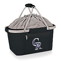 Picnic Time Colorado Rockies Insulated Picnic Basket