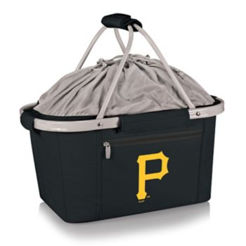 Picnic Time Pittsburgh Pirates Insulated Picnic Basket