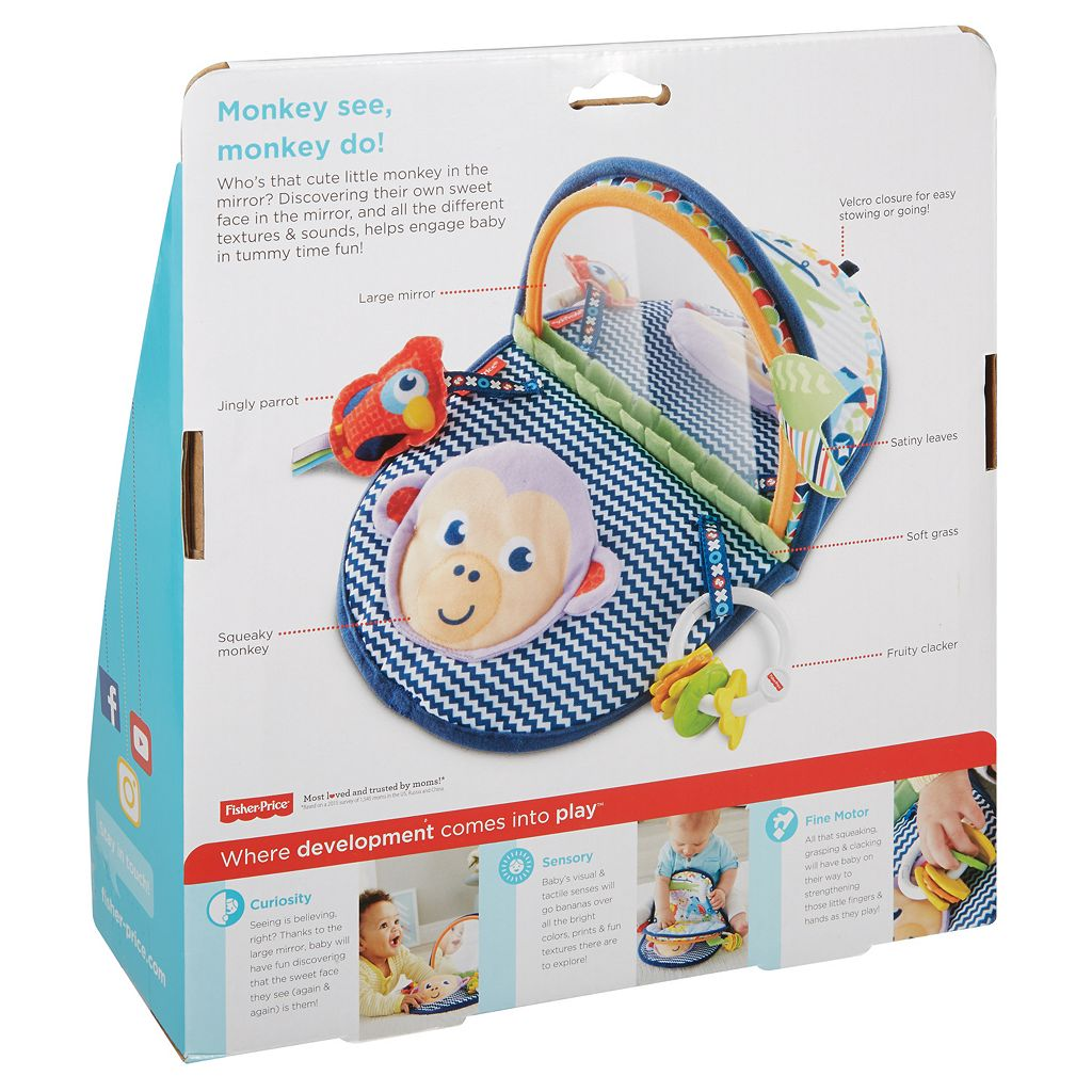 Fisher-Price Monkey Mirror