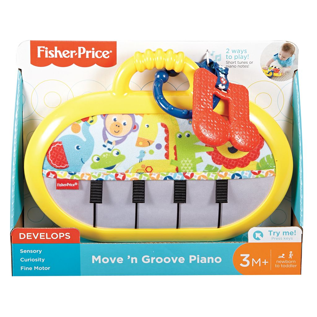 Fisher-Price Move 'n Groove Piano