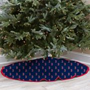Boston Red Sox Christmas Tree Skirt