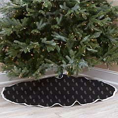 Chicago White Sox Christmas Tree Skirt