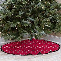 Cincinnati Reds Christmas Tree Skirt