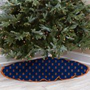 Detroit Tigers Christmas Tree Skirt