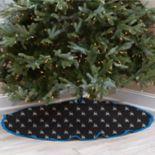 Miami Marlins Christmas Tree Skirt
