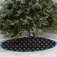 Miami Marlins Christmas Tree Skirt