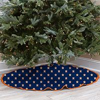 Houston Astros Christmas Tree Skirt