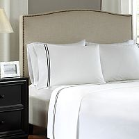 Madison Park Embroidered 400 Thread Count Sheet Set