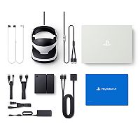 PlayStation 4 VR Virtual Reality Headset & Eye Camera Bundle for PS4