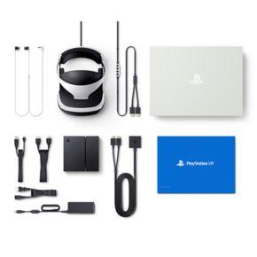 PlayStation 4 VR Virtual Reality Headset & Eye Camera Bundle for PS4