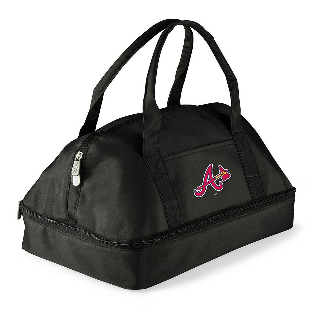 Picnic Time Atlanta Braves Potluck Insulated Casserole Tote