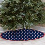 New York Yankees Christmas Tree Skirt