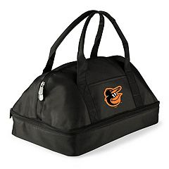 Picnic Time Baltimore Orioles Potluck Insulated Casserole Tote