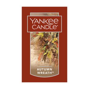 Yankee Candle Autumn Wreath Scent-Plug Electric Home Fragrancer Refill