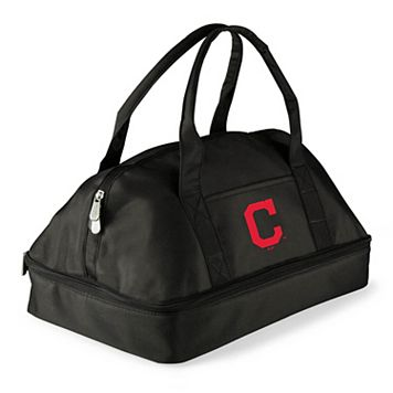 Picnic Time Cleveland Indians Potluck Insulated Casserole Tote