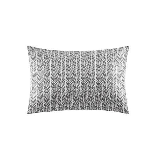 Madison Park Essentials Chevron Microfiber Sheet Set
