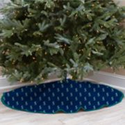 Seattle Mariners Christmas Tree Skirt