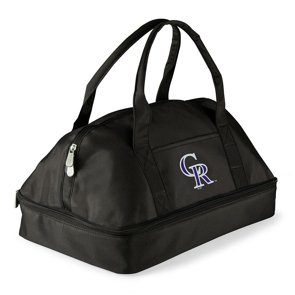 Picnic Time Colorado Rockies Potluck Insulated Casserole Tote