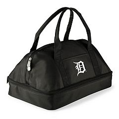 Picnic Time Detroit Tigers Potluck Insulated Casserole Tote