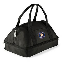 Picnic Time Houston Astros Potluck Insulated Casserole Tote