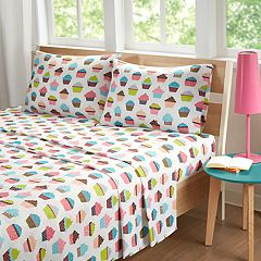 Mi Zone Cupcake Dreams Microfiber Sheet Set