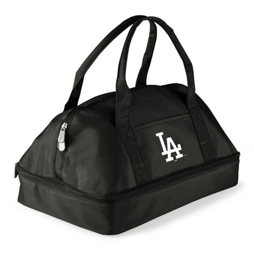 Picnic Time Los Angeles Dodgers Potluck Insulated Casserole Tote