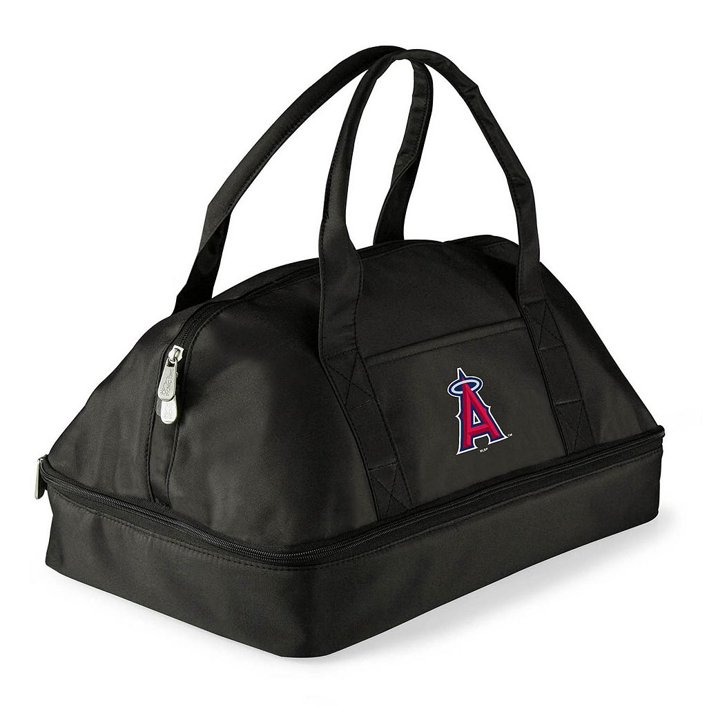 Picnic Time Los Angeles Angels of Anaheim Potluck Insulated Casserole Tote