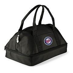 Picnic Time Minnesota Twins Potluck Insulated Casserole Tote