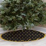Pittsburgh Pirates Christmas Tree Skirt